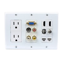 Electrical Outlet Plates | Wall Plate Design Ideas