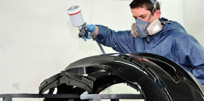 autobody painter