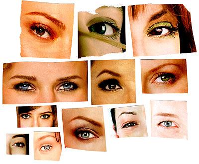 Augen-Übersicht