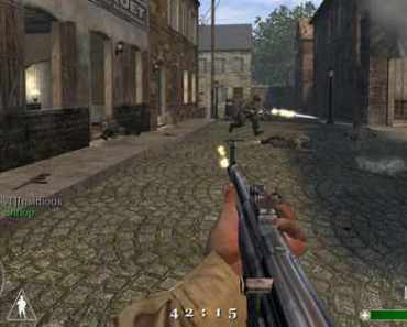 call of duty classic review - all that nerdy stuff