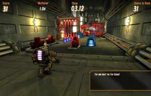 Bust-n-Rush Screenshot