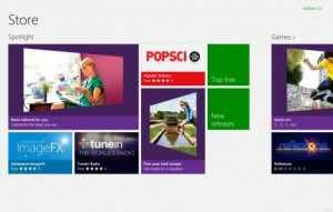 update windows 8 apps - store - all that nerdy stuff