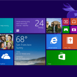 Windows 8.1 Modern UI Metro