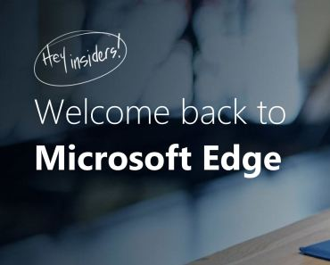 Microsoft Edge Upgrades in Windows 10 Anniversary Update