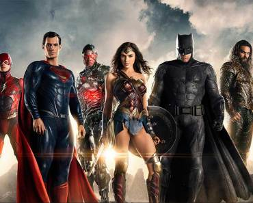 Justice League Trailer 2017 movie