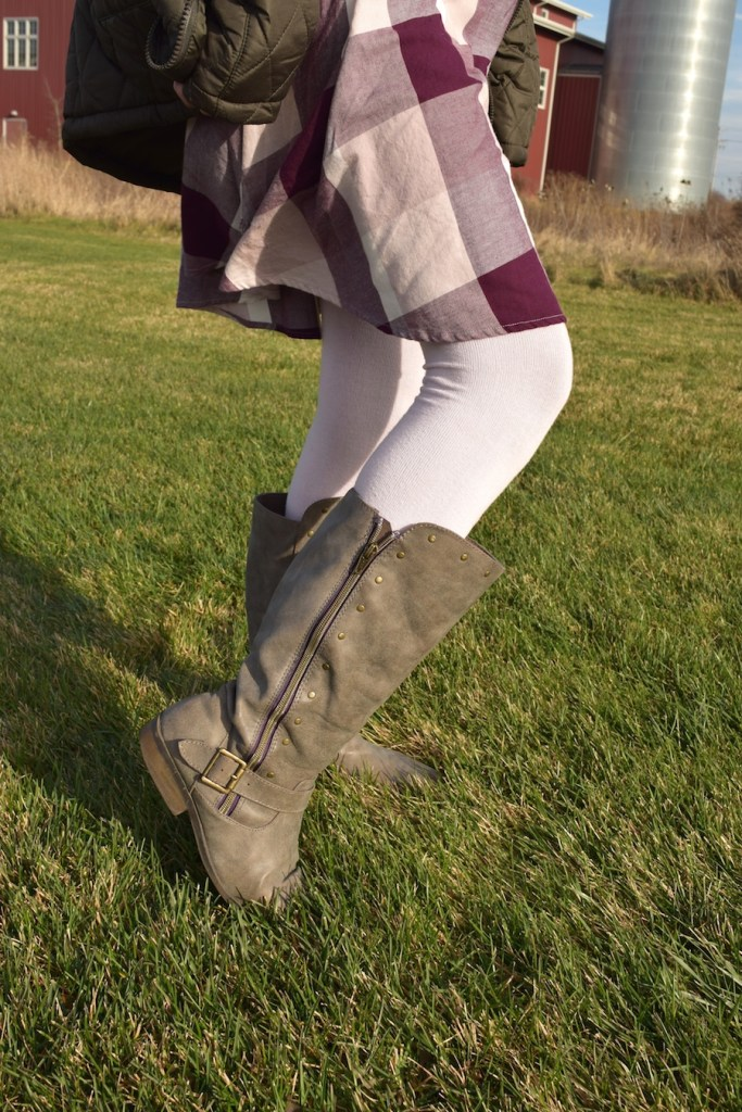 girls-tall-grey-riding-boots