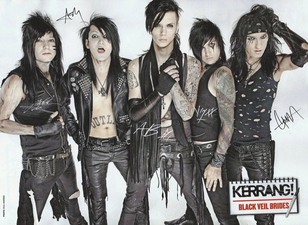 Fall Out Boy Wallpaper 2015 Black Veil Brides Quizzes