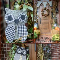 Halloween Outdoor Decorations!