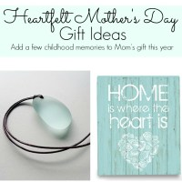 Mother's Day Gift Ideas With Heart!