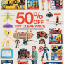 Target Toy Clearance Has Started Currently 50 Off All