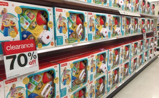 Target Weekly Clearance Update 70 Off Toys Clothes