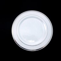 30 People Dinner Wedding Disposable Plastic Plates ...