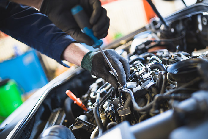 General Service and Repair - All Tune and Lube