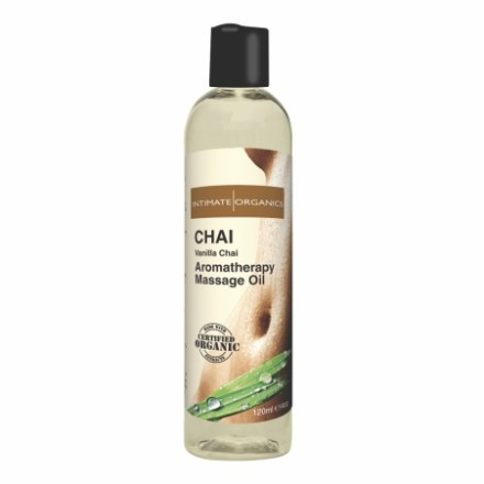 Chai Vanilla Massage Oil