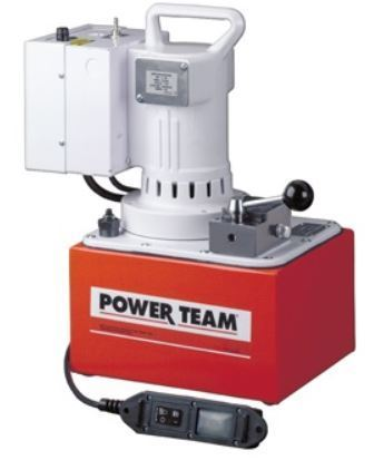 Electric Hydraulic Pump - Single and Double Acting PE55 Series Power