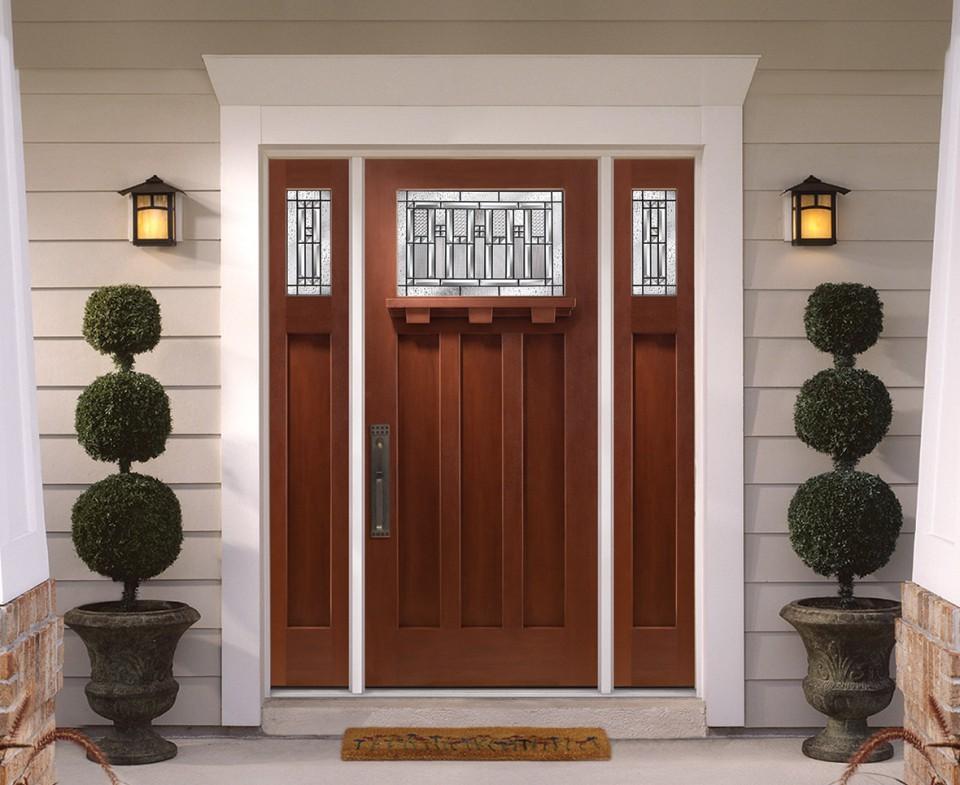 Barrington Fiberglass Entry Doors
