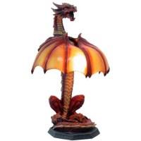 Dragon Table Lamp - Fantasy Art Lights