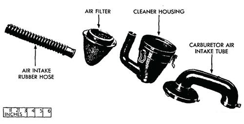carburetor fuel filter 1949 cadillac
