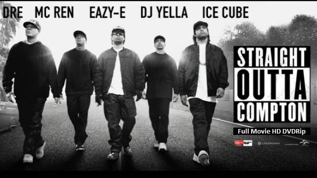Watch Straight Outta Compton (2015) Full Movie Online Free HD