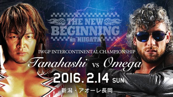 Watch NJPW New Beginning in Niigata 2016 Full Show Online Free