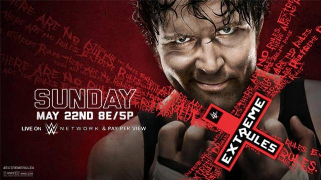 Watch WWE Extreme Rules 5/22/2016 Full Show Online Free