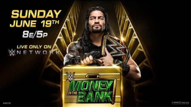 Watch WWE Money in the Bank 2016 6/19/2016 Full Show Online Free