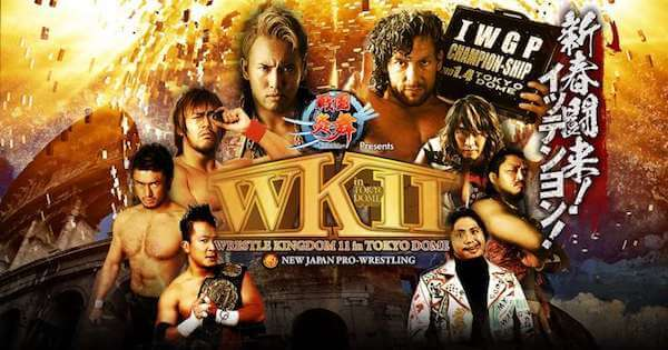 Watch NJPW Wrestle Kingdom 11 2017 iPPV Full Show Online Free