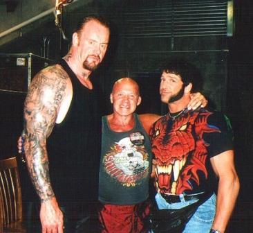 Amazing Animal Wallpapers Wwe Undertaker Tattoos