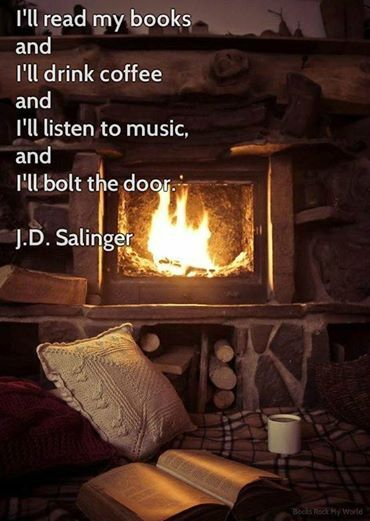Salinger Quote poster