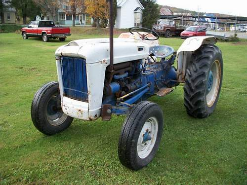 Ford 4600 Tractor Parts Diagram On Ford 4000 Tractor Wiring Diagram