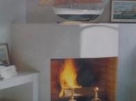 Travaux de maçonnerie: création d'une cheminée originale charenton le pont