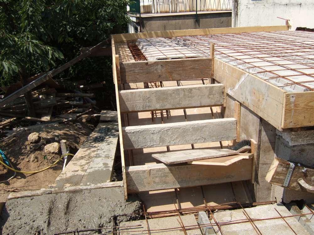 Schema ferraillage escalier beton 100 images escalier for Fabrication escalier beton exterieur