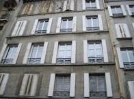 Façade existante 75007 Paris