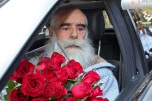 El ex senador panista recién liberado, luego de poco más de 7 meses de plagio. Foto: Cuartoscuro