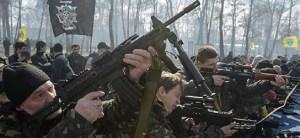Kiev garantiza una amnistía para los que se desarmen