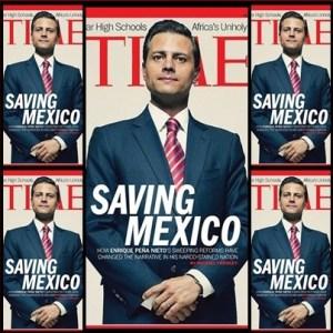 Y ahora ¡quién salvará a México? Foto especial