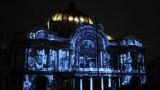 Nueva iluminación engalana al Palacio de Bellas Artes en sus 80 años (+IMÁGENES)