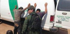 Frontera arrestos