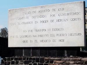 Placa-en-Tlatelolco