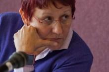 Teresa Inchaústegui, directora del Instituto de las Mujeres del Distrito Federal
