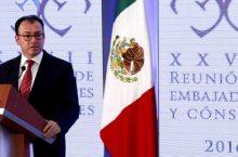 REUNIÓN DE EMBAJADORES Y CÓNSULES DE MÉXICO