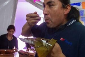 Visitaron más de 66 mil personas la Feria del Tamal de Coyoacán