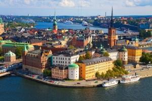 Estocolmo-Suecia