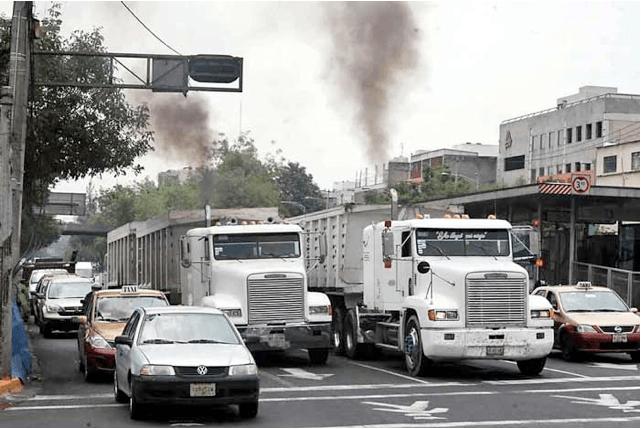 El Estado de México contamina más que la CDMX — Sedema