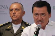 OSORIO CHONGO REUNION DE SEGURIDAD EN GUERRERO
