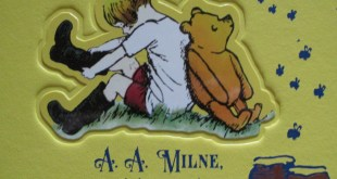 The Complete Tales of Winnie The Pooh - Author's photo