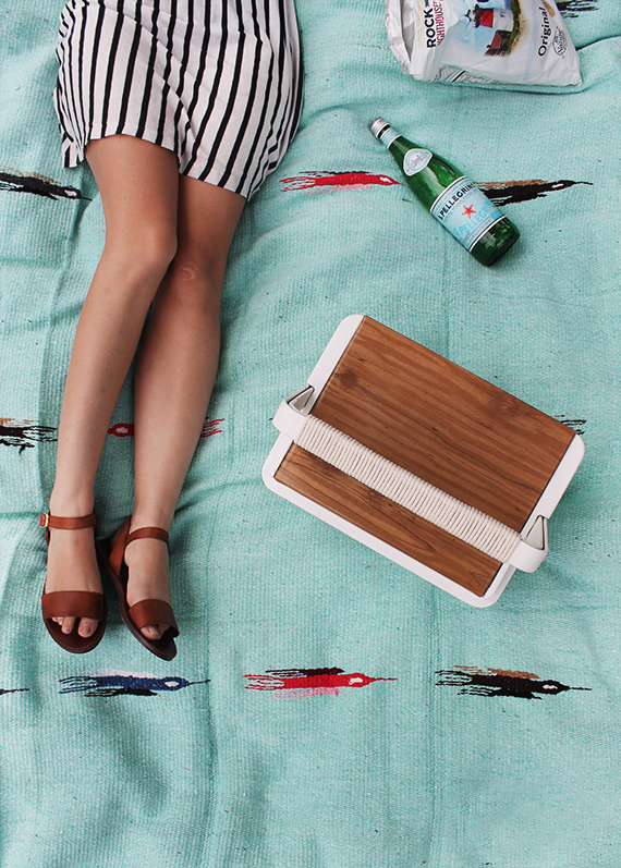diy modern and cool cooler