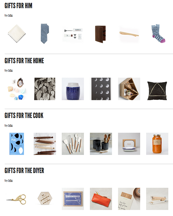giftry lists