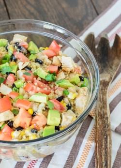 Pretty Quinoa Salad Almost Supermom Tex Mex Recipes Jamie Oliver Tex Mex Recipe Ideas This Versatile Quinoa Recipe Will Be Hit All Your Summer Parties Ken