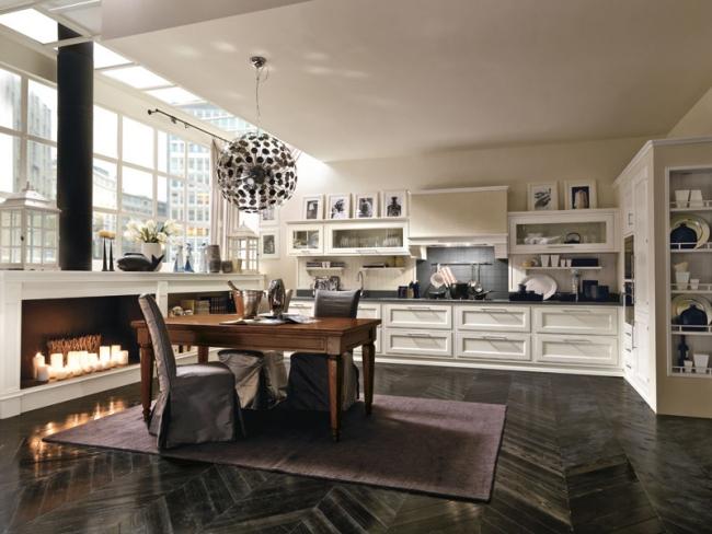 klassische Küchen von Mortini Mobili geräumig Home Pinterest - kuchen mortini mobili klassisch luxurios